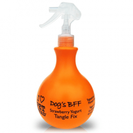 PET HEAD Dogs Bff Strawberry Yogurt Tangle Fix Spray 450ml