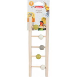 Zolux 5-Rung Wooden Ladder