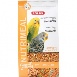 Zolux Nutrimeal Food Parakeets