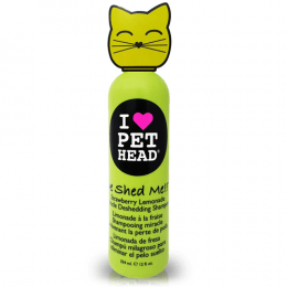 PET HEAD De Shed Me Cat Shampoo 354ml