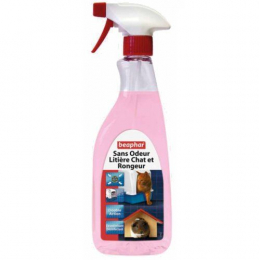 Beaphar odorless cleaning spray 500 ml