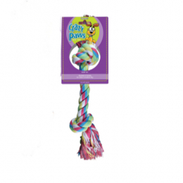 Sergeant's Crazy Paws Rope Dog Toy