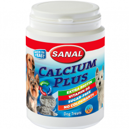 Sanal Calcium Plus Powder 200g