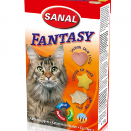Sanal 'Fantasy' Cat Treats 150g