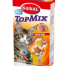 Sanal Topmix Box Treat 50g