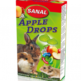 Sanal Apple Drops for Rodents 45g