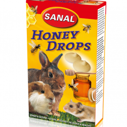 Sanal Honey Drops for Rodents 45g