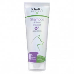 Khara Avocado Oil Shampoo for Long Coats 250ml