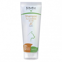 Khara Shampoo with Wheat Proteins for Puppies 250ml