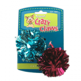 Sergeant's Crazy Claws Cat Toy